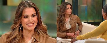 Queen Rania on Oprah
