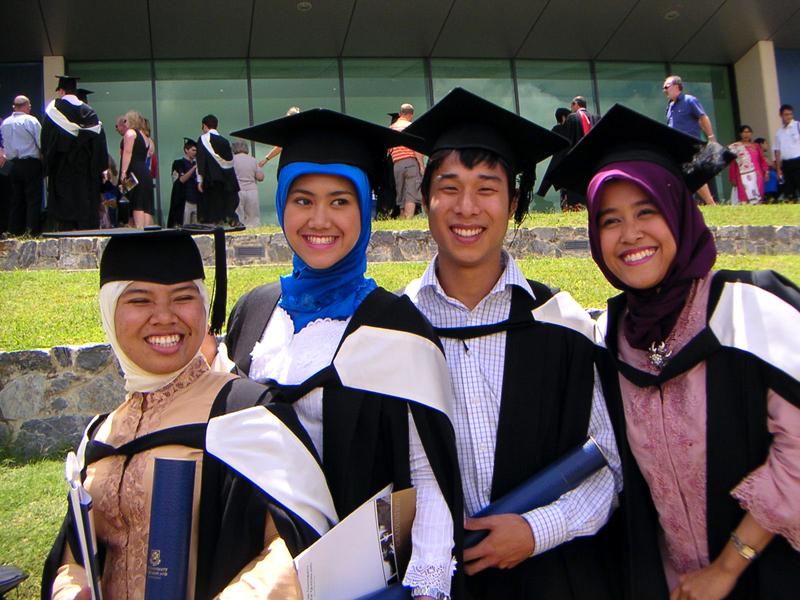 Graduation date in Brisbane