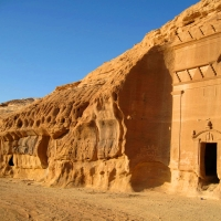 The Beauty of Madain Saleh