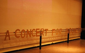 A Concert for Indonesia