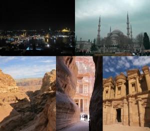 Turkey & Jordan