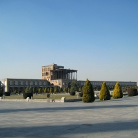 Middle East Trip: Exploring Esfahan Continues