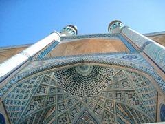 Masjid-e Jame at Amir Chakhmakh Square