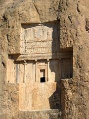 Tomb of one of the Achaemenid kings