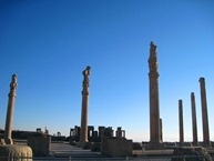Ruins of Apadana Palace, Persepolis