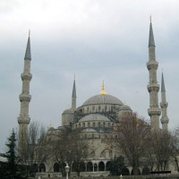 Middle East Trip: Istanbul – En Route & Arrival