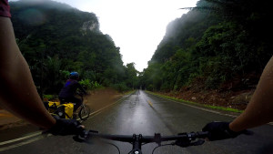 Cycling from Krabi to Phang Nga