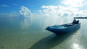 Nearby Ngaf Island