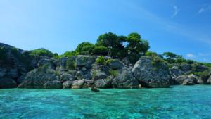 Pulau Kambing nearby Bara Beach