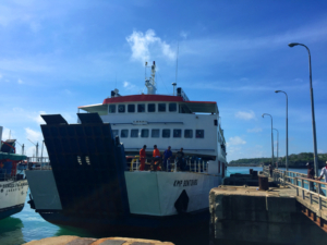 Ferry to Selayar Island
