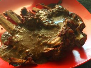 Konro Bakar (Grilled Ribs)