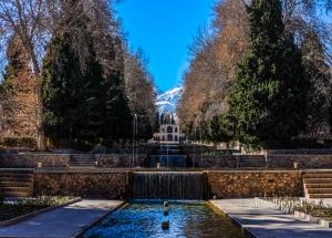 Shahzadeh Garden, Mahan