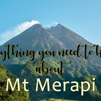 Everything You Need to Know Before Visiting Mt Merapi of Java, Indonesia (including the Lava Tour)