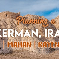 Plan Your Visit to Kerman, Kaluts, Mahan, Rayen, and Bam – with useful tips!